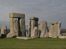 Stonehenge in October